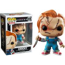Bride Of Chucky - Scarred Chucky US Exclusive Pop! Vinyl