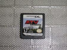 ATV: Quad Kings (Nintendo DS, 2010) Cartridge Only