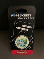 Popsockets Popsocket Pokemon Bulbasaur Phone Grip and Stand New