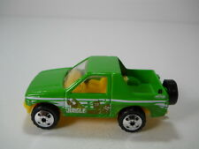 Matchbox Isuzu Amigo with Tow Hook 1/64 Scale JC13