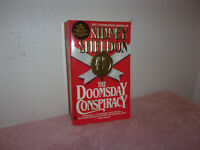 The Doomsday Conspiracy by Sidney Sheldon (1992, Paperback, Reprint)