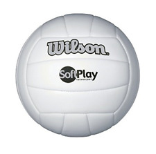 Outdoor Soft Play Volleyball Ball Beach Game Training Synthetic leather cover