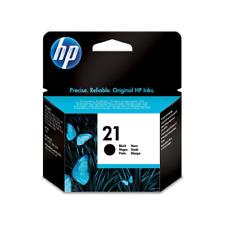 Cartuccia inchiostro nero ORIGINALE HP 21 C9351AE ~190 pagine per DeskJet D1460