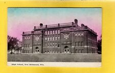 New Richmond,St Croix County,WI Wisconsin High School used 1911