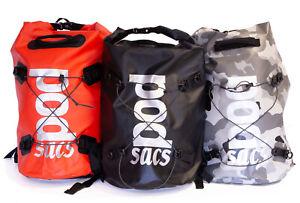 PODSACS  Waterproof 30L Backpack