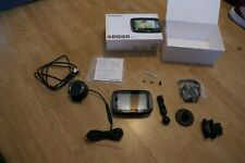 TomTom Rider 550 Motorcycle GPS Navigation Device, 4.3 Inch w Motorcycle Winding