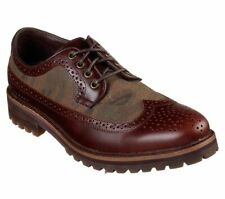 Men's MARK NASON by SKECHERS Briggs Palo Oxford, 68986 /WINE Multi Sizes Wine