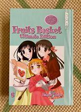 Fruits Basket Natsuki Takaya Ultimate Edition 6 - Vols 11 & 12 Hardback Tokyopop