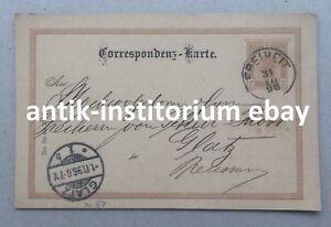 # Svoboda nad Úpou Postkarte 1896 - Turnverein Freiheit Marschendorf / Maršov