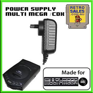 Sega Multi Mega Power Supply PSU Also for SEGA Genesis CDX MK-4122