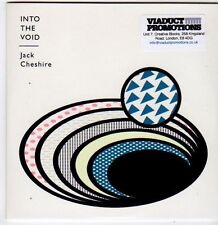 (FG853) Jack Cheshire, Into The Void - DJ CD