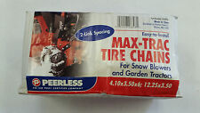 Tire Chains 4.10 x 3.50 x 6 FITS Ariens Murray Snapper Snowblower Snow Blower