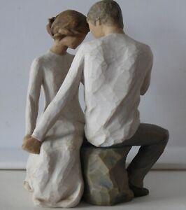 "willow tree figurine. "" Around You """