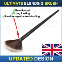 Contour Cheek Nose Jawline Fan Makeup Brush Powder Highlighter Bronzer Blusher