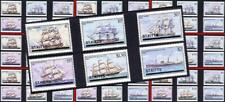 👉 St.Kitts 1980 Ships x10 Sc#38-43 Mnh Sail Ships, Transport $ wholesale $
