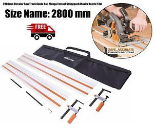 Evolution Power Tools ST2800 Circular Saw Guide Rail/Track Fits Makita & Bosch