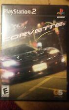 PS2 Playstation 2 Corvette