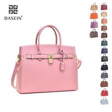 ed8aaa9f4 Maletín bolsas sintéticas y bolsos para Mujer | eBay