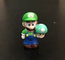 NINTENDO SUPER MARIO Party Mini Figure Luigi RARE