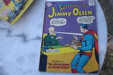 Superman's Pal, Jimmy Olsen #22 (Aug 1957, DC) Comic Book
