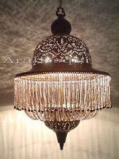 BR189 Antique Style Handmade Filigrain Dome Lampshade / Pendant Chandelier