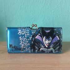 More details for disney store maleficent long purse villains sleeping beauty rare
