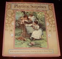 ' PLAYTIME SURPRISES '  Moving Pictures by : Ernest NISTER : 1st. THUS  1985