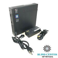 Lenovo ThinkCentre M93p Micro, i7-4765T, 16GB DDR3L, 500GB HDD, Win10P, MJ00UYWU