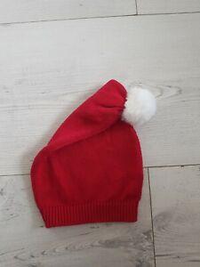 Baby Boy Girl Christmas Santa Hat 6-9 Months