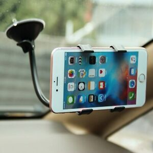 Cell Phone Holder Car Windshield For Iphone & Android
