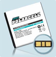 PolarCell Akku Sony Ericsson Xperia X10 mini pro S312 W902 Batterie Accu Acku