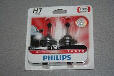 Philips X-Treme H7 Vision Pair of Headlight Bulbs XVB2 XTreme NEW