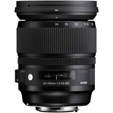 Sigma 24-105mm F4 DG OS HSM 'A' Lens - Canon Fit