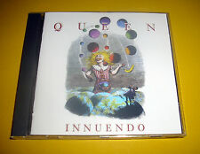 "CD "" QUEEN - INNUENDO "" 12 SONGS (THE SHOW MUST GO ON)"