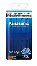 Panasonic Eneloop 1900 mAh AA 8 Batteries 2100 Times Rechargeable NiHM #99 F/S
