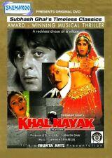 Khalnayak. Film mit Sanjay Dutt & Madhuri Dixit. Spitzenqualität Orig. DVD