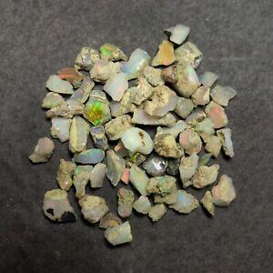 Natural Opal Rough Loose Gemstone Lot 10 carat