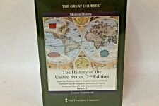 The Great Courses The History of the United States, 2nd Edition (Course Dvds & G