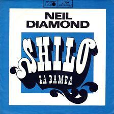 "7"" Neil Diamond – Shilo / La Bamba (Richie Valens) // Germany 1968"