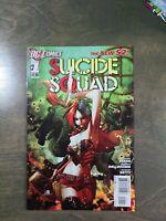 Suicide Squad #1  (2011)  D.C ~ New 52