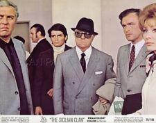 JEAN GABIN LE CLAN DES SICILIENS 1969  LOBBY CARD ORIGINAL  #5