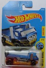 2017 Hot Wheels Hw City Works 5/10 The Haulinator 354/365 (Int. Card)