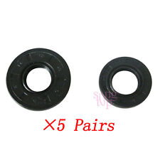 Crankcase Bearing Oil Seal  For Chainsaw 4500 5200 5800 45cc 52cc 58cc 5 s