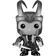 Thor - Loki with Helmet Black & White Pop! Vinyl Figure NEW Funko