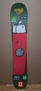 DC MLF Men's Snowboard All Mountain Freestyle Twin 150cm