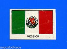 MEXICO '70 Gente 1970 - Figurina-Sticker - BANDIERA MESSICO -New