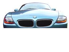 BMW Z4 Upper Grille Set - Black finish (2003 - 2009)