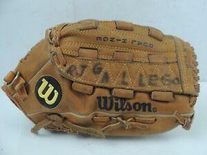 "WILSON A9570 Limited Edition Team Series Baseball Glove Dual Hinge 13 1/2"" RHT"