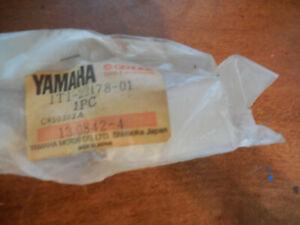 NOS Yamaha OEM Chain Tensioner 1977-1979 XT500 1977 TT500 1T1-22178-01