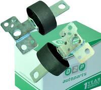 2x REAR TRAILING ARM/CONTROL ARM BUSHES FOR FORD MONDEO MK4 S-MAX GALAXY (WA6)